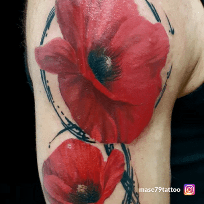 Significato tatuaggio del papavero