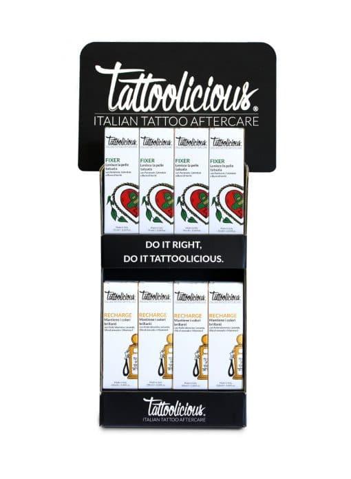curare e mantenere il tatuaggio